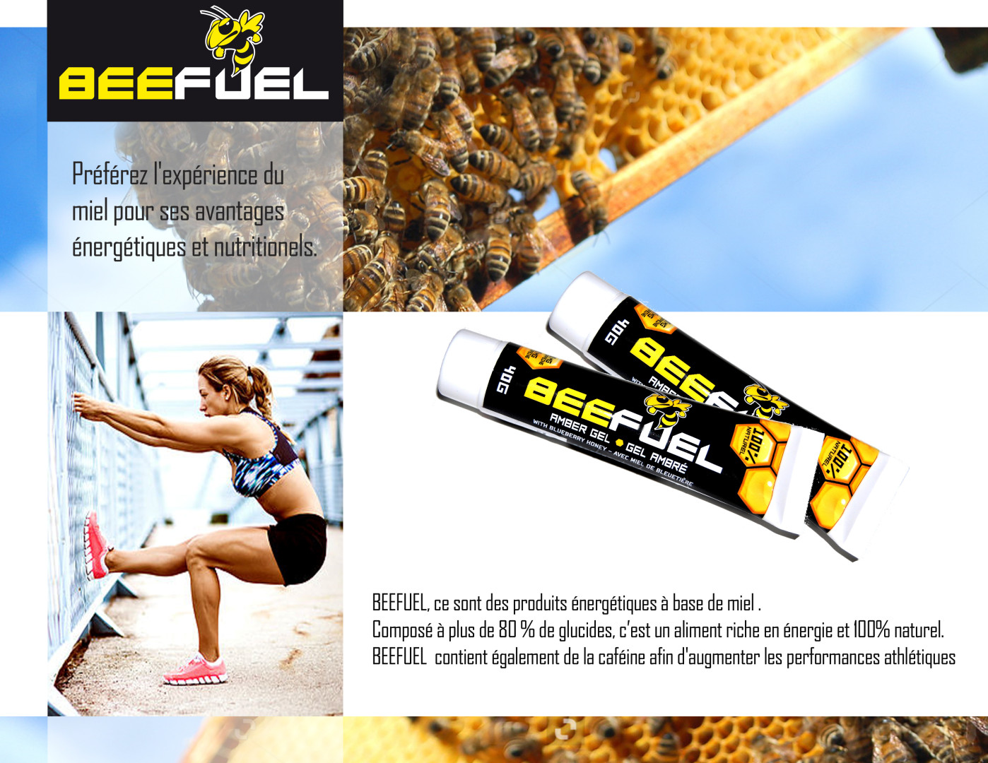 Flyer Beefuel